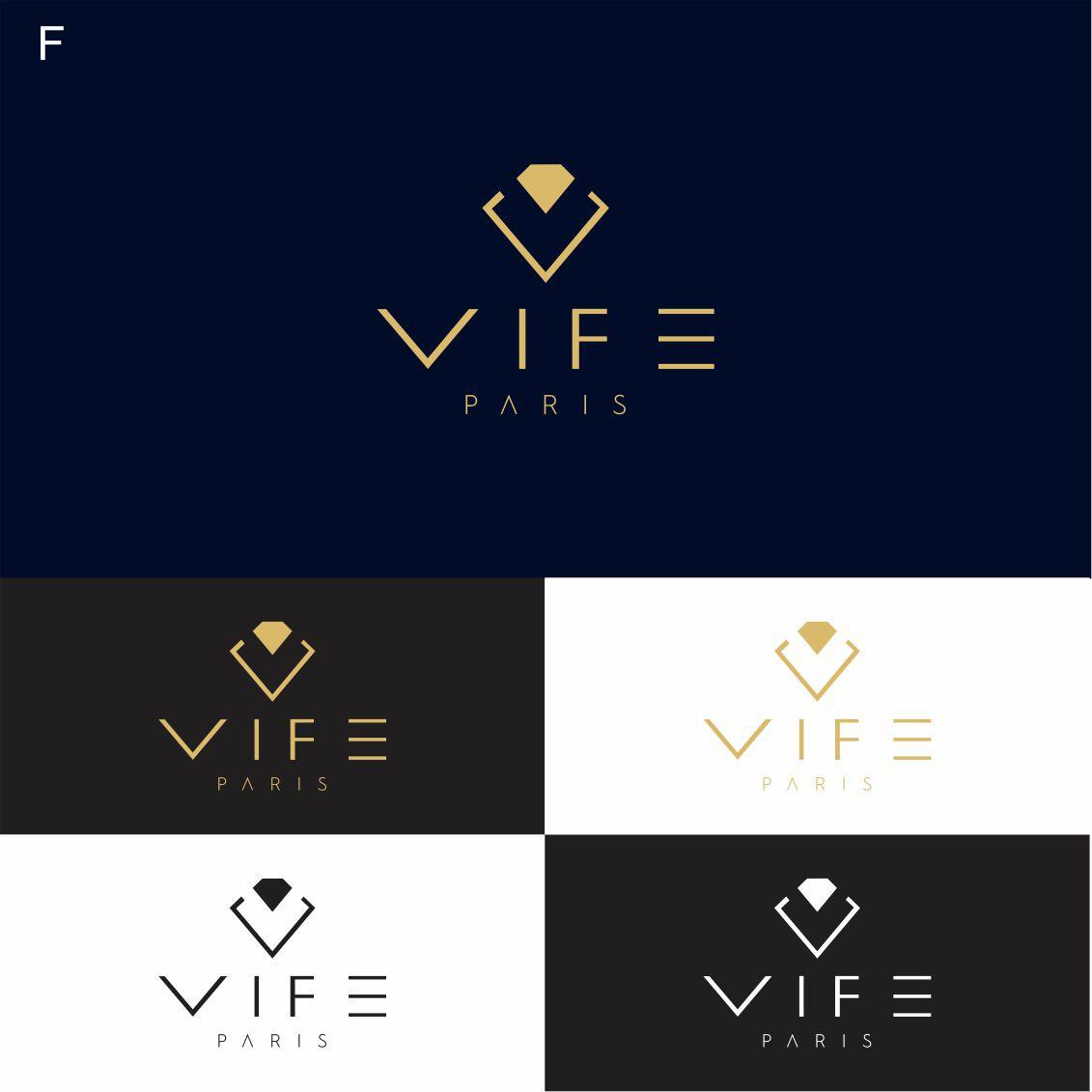 Logo LUXE pour nouveau concept en JOAILLERIE