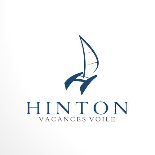 Vacances Voile Hinton inc. needs a new logo
