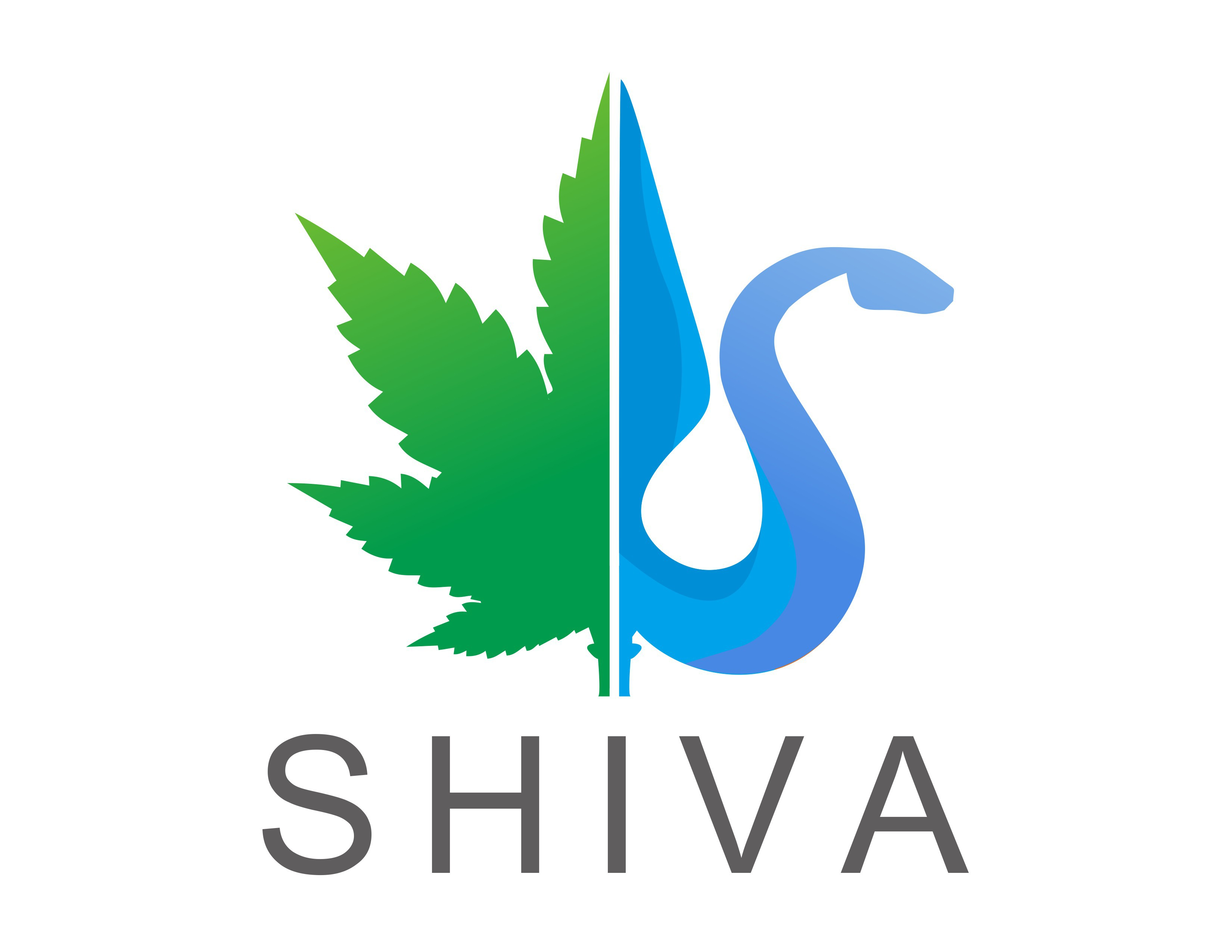 Cool logo for cannabis products