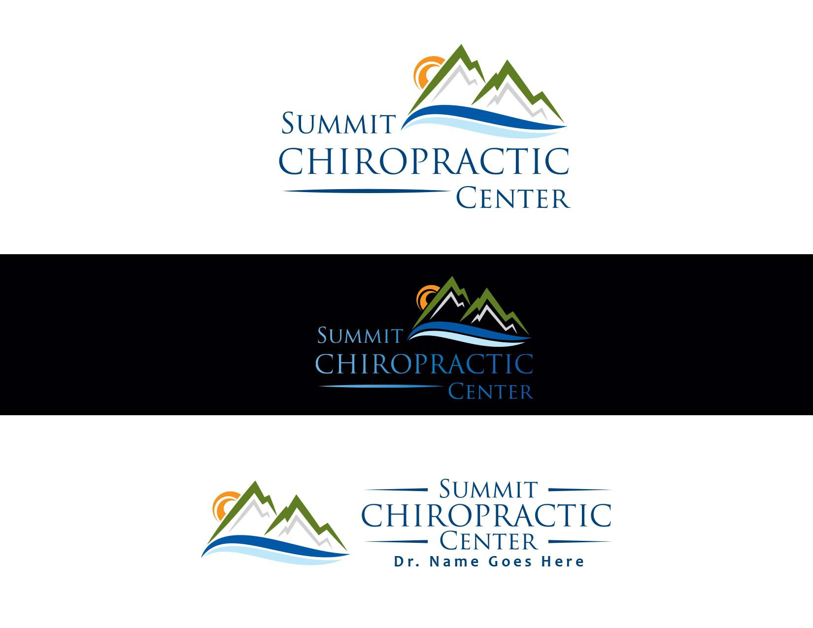 logo for Summit Chiropractic Center
