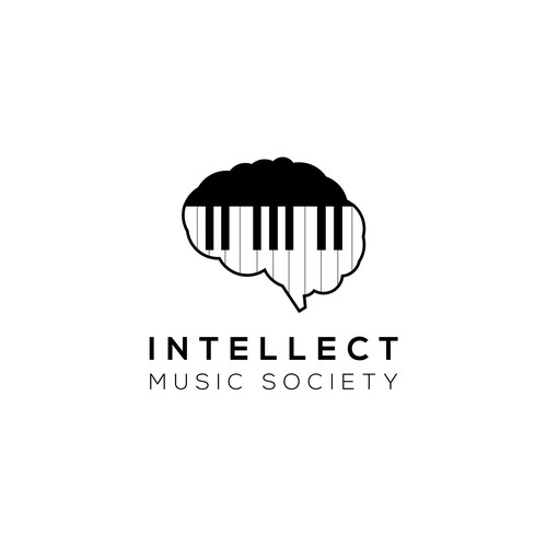 Logo for music society