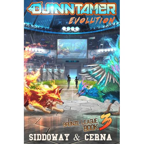Djinn Tamer Book 3