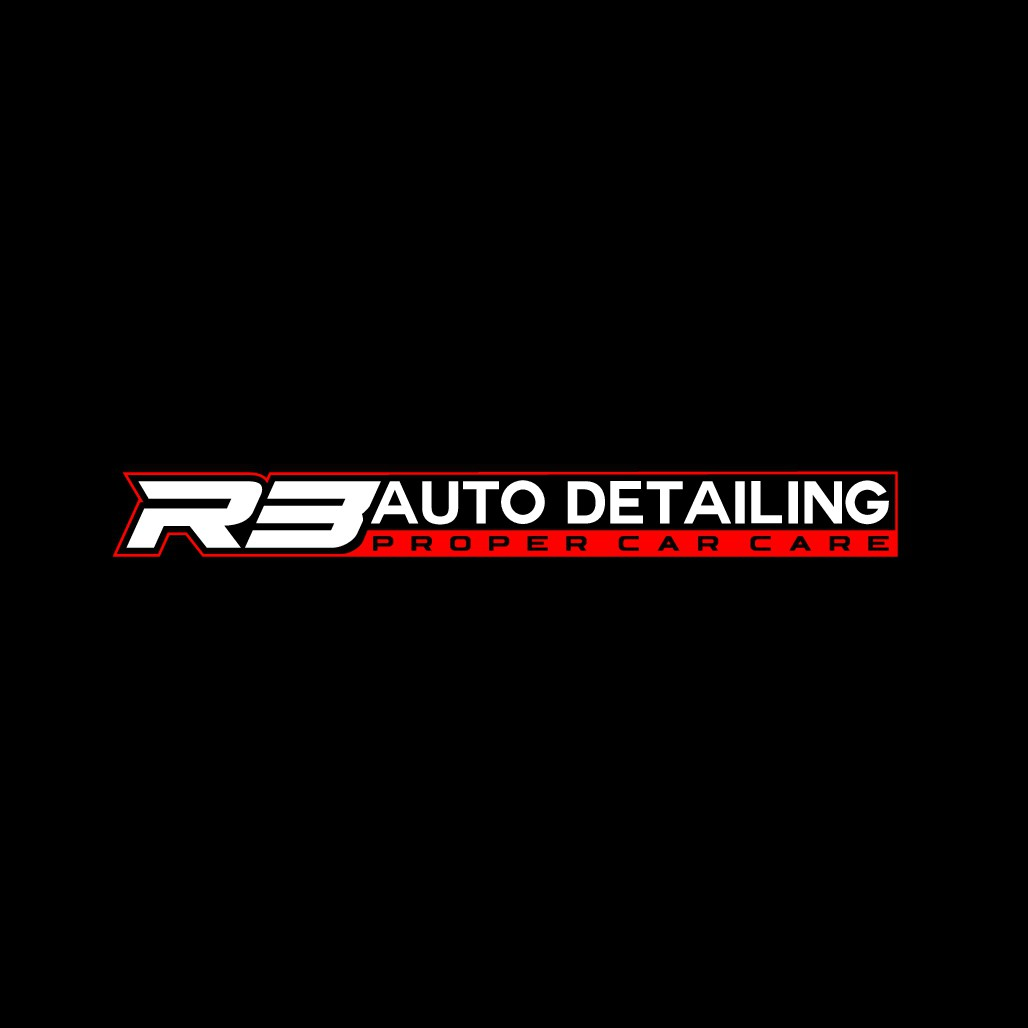 Design a minimal (but cool) logo for a local detailing business