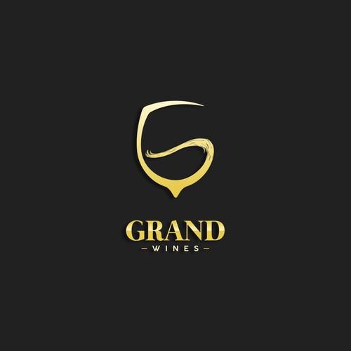 Wine company logo