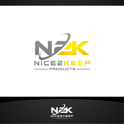 "Create a design on our Brand name, "" nice2keep"", that will hit the viewer like an Upper Cut !!"