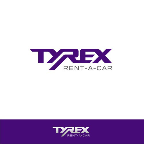Car Rental Company Logo