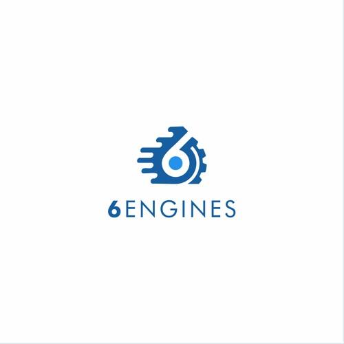 Logo fof 6 Engines