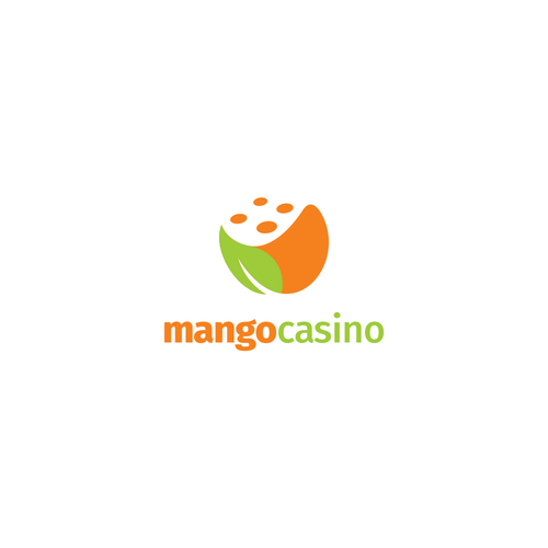 Logo concept for Mango Casino