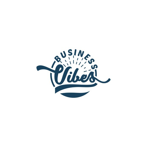 Basic coloring for Business Vibes logo