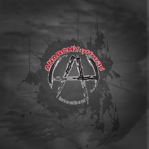 Create the next logo for Anarchy Offroad