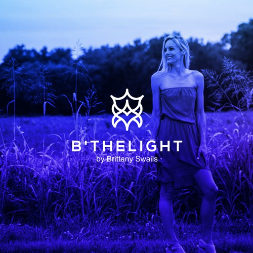 Logo For B'THELIGHT Life Coaching