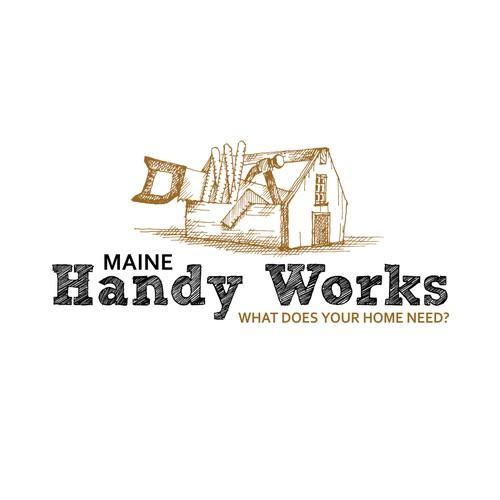 Handyman Logo