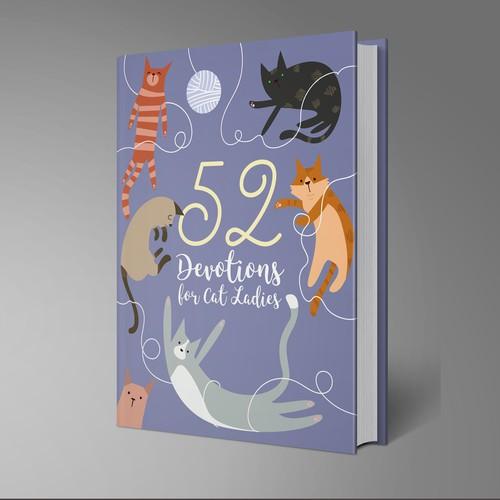 52 Devotions for Cat Ladies