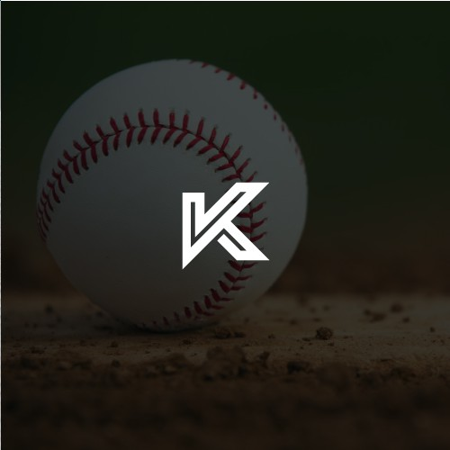 Design an intelligent and intuitive logo for a professional baseball consulting firm