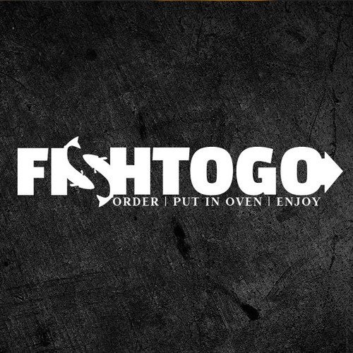 Logo design for Fish To Go