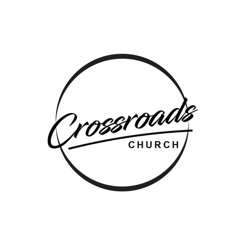 Logo concept for a community church