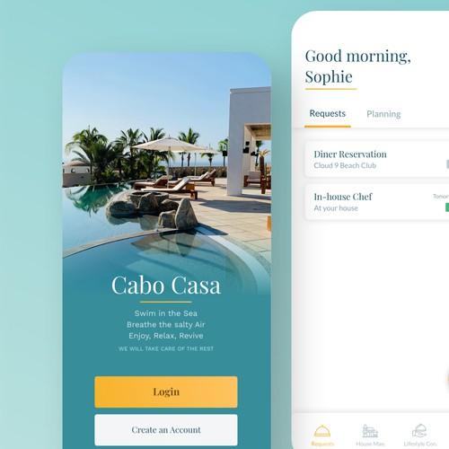 Luxury Concierge App