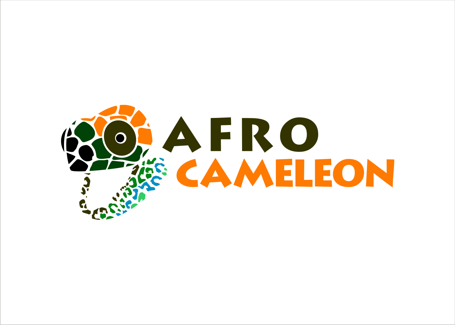 Afrocameleon needs a new logo