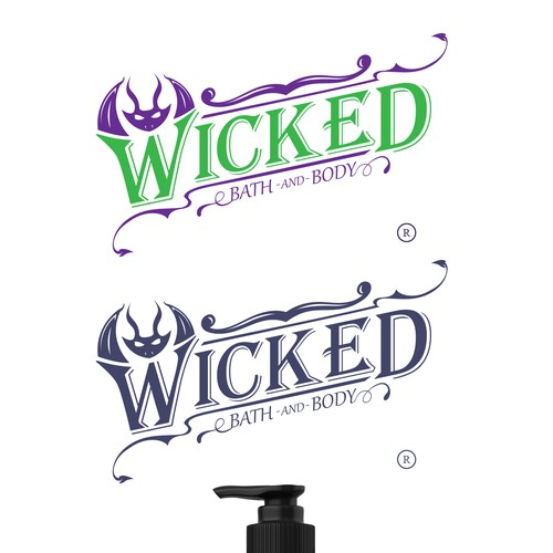 Wicked Bath and Body Soap