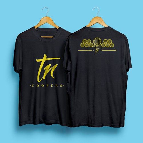 TN Coopers T-Shirt Design Contest