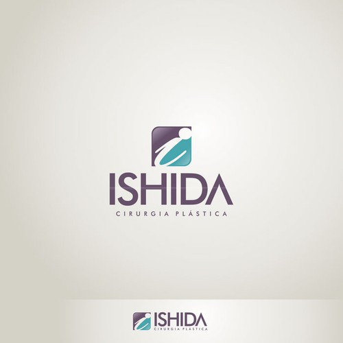 Crie um logotipo para uma grande clínica de cirurgia plástica!