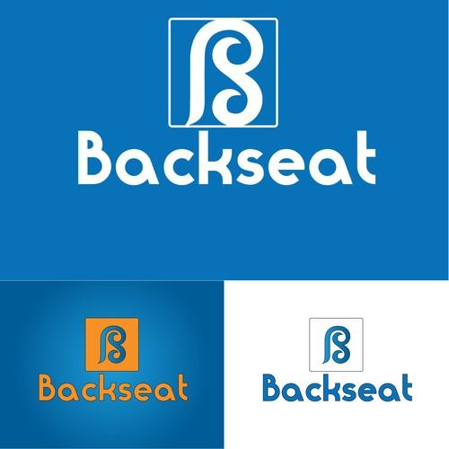 Backseat Logo Design