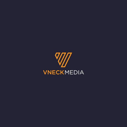 vneck media growing brand/clientele logo