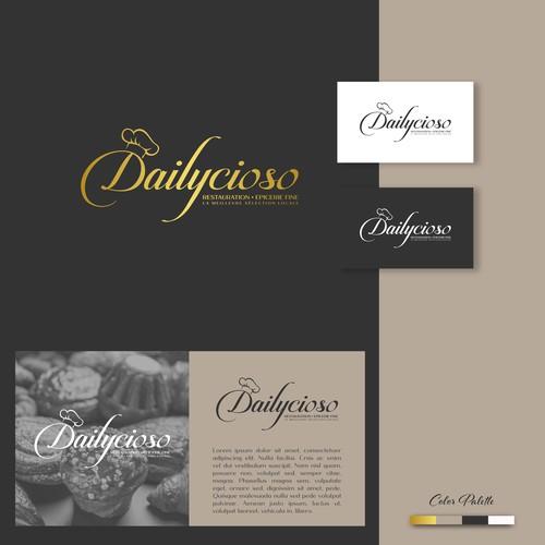 Logo Design for Dailycioso
