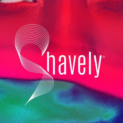 Shavely logo
