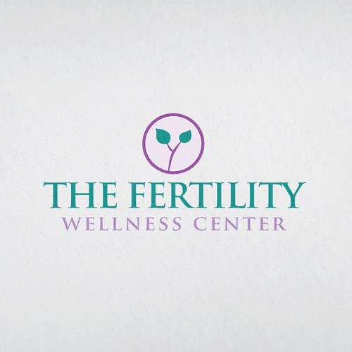 The Fertility Wellness Center Logo Design