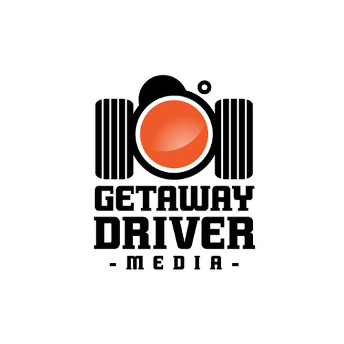 Design a logo for Getaway Driver,a photo company.  More projects down the road.