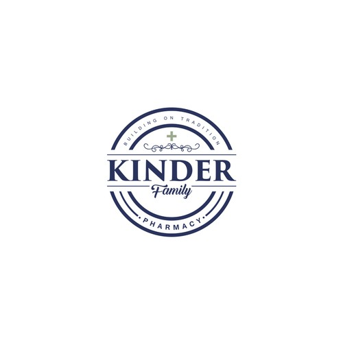 Kinder Family Pharmacy Logo