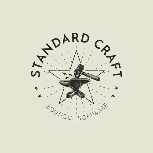 Modern-Vintage Logo