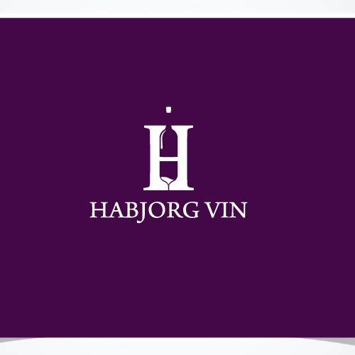 Create the next logo for Habjorg Wine