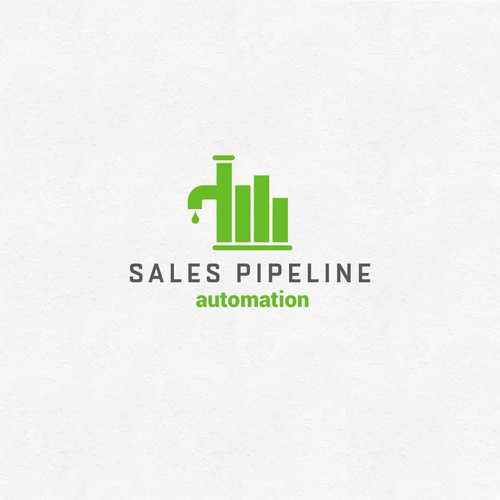 Logo concept for Sales Pipeline