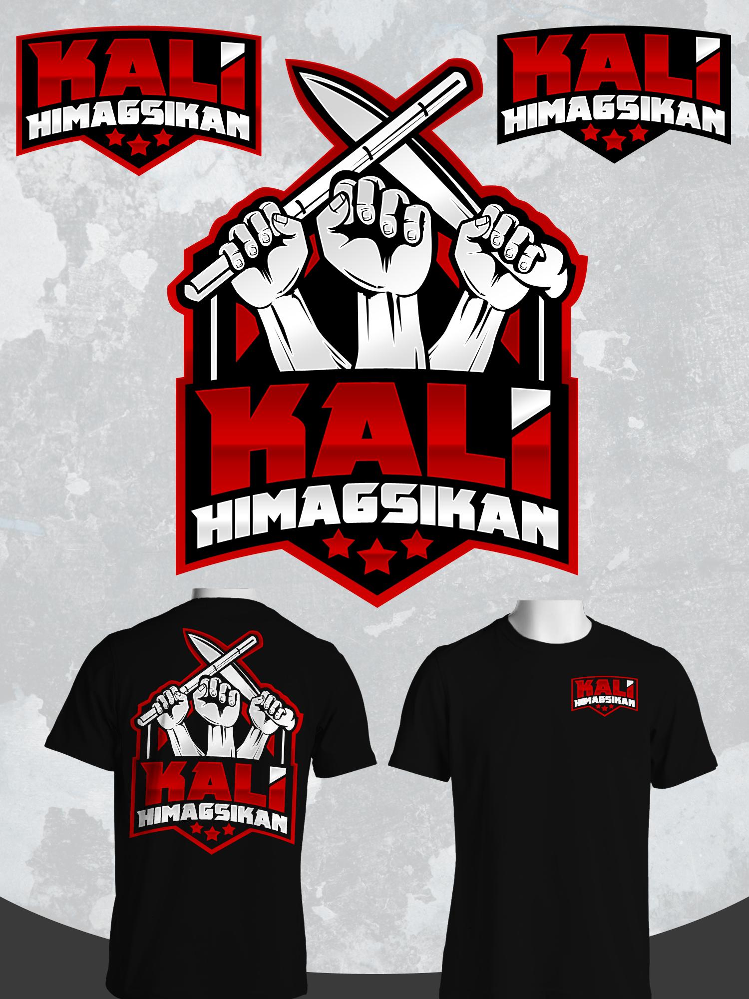 Kick ass! Can you design an elite logo for a martial arts group?