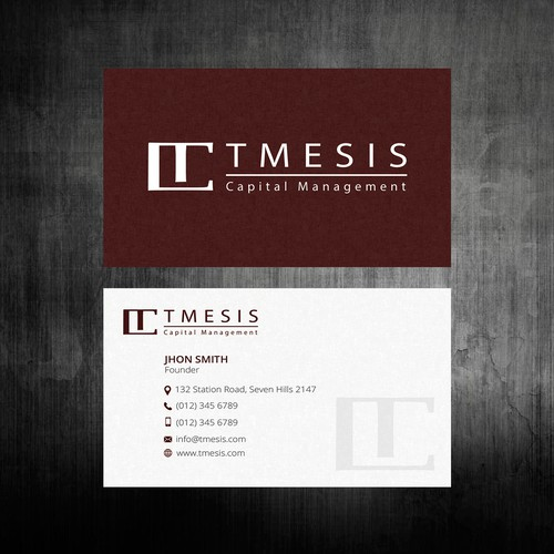 TMESIS Business Card