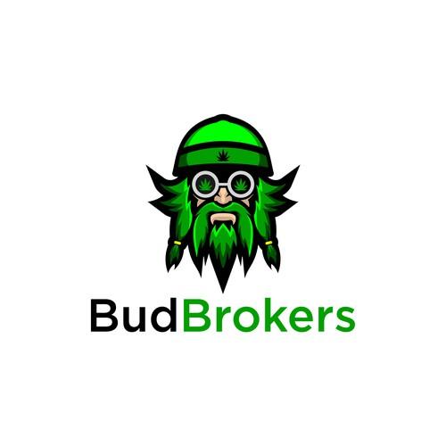 Logo Design for a Classified Cannabis Advertisement Platform