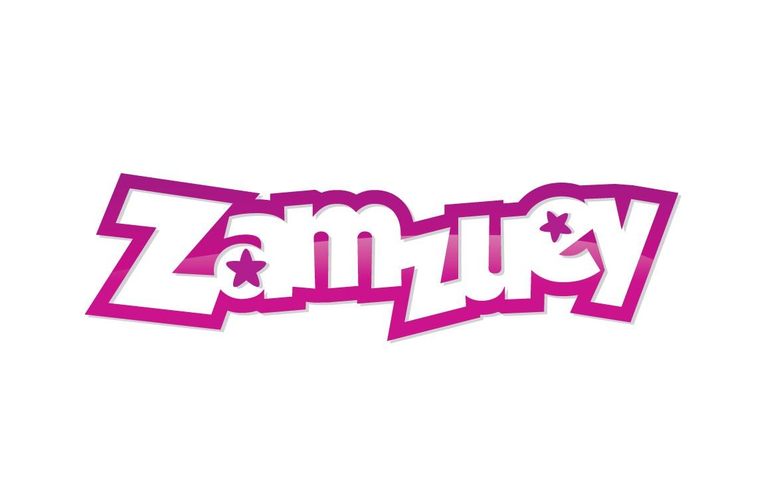 Create the next logo for Zamzuey (updated)