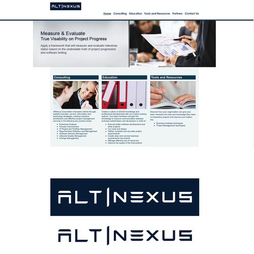 Redesign logo for AltNexus
