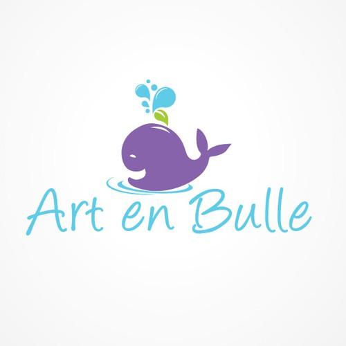 Logo design for artisan soap