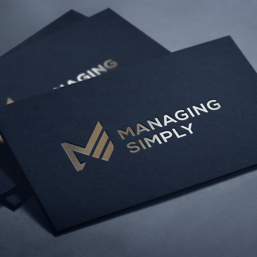 Logo for Managing Simply