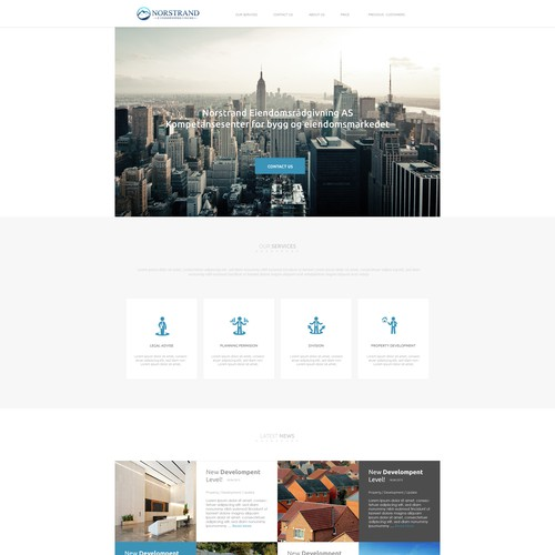 Norstrand - Home page