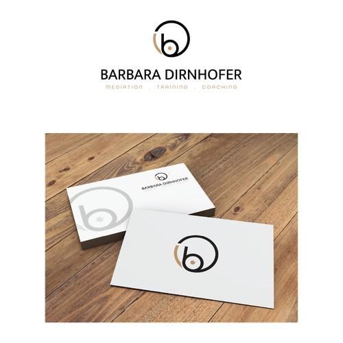 Logo design for Barbara Dirnhofer