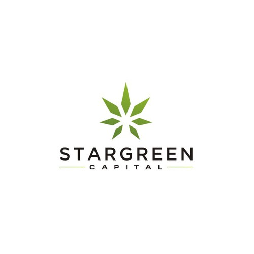 modern & hip logo for Cannabis Investment Company