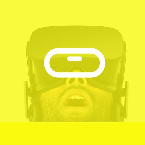 Logo for VR