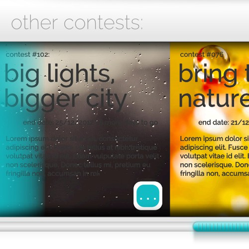 Web Design for PrizeReel