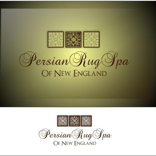 persian rug spa logo