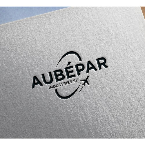 logo concept for AUBEPAR