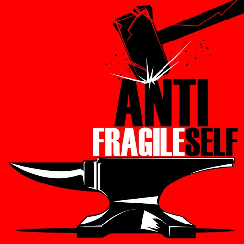 Create an Antifragile logo for the upcoming book AntiFragile Self
